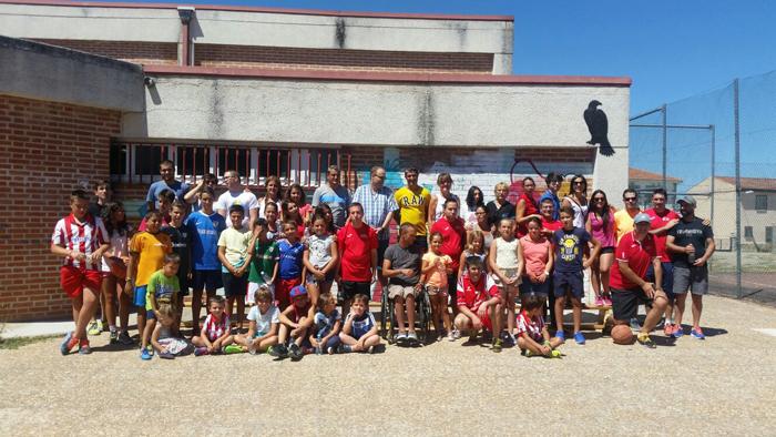 Jornada Deportiva Deporte Para Todos En Villarino De Los Aires