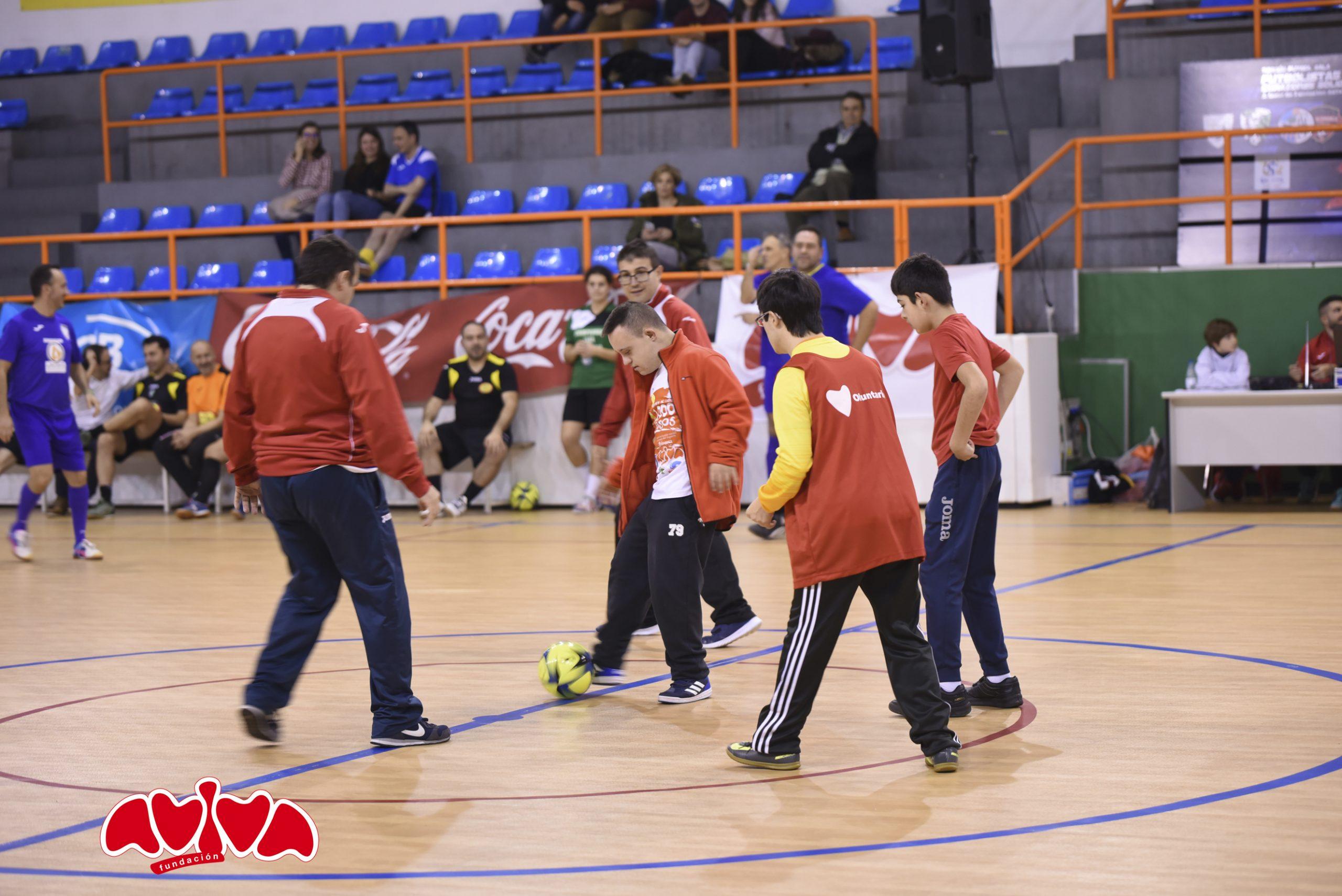 Escuelas de promoción deportiva