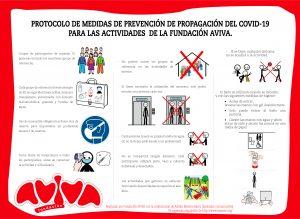 Protocolo general para las actividades